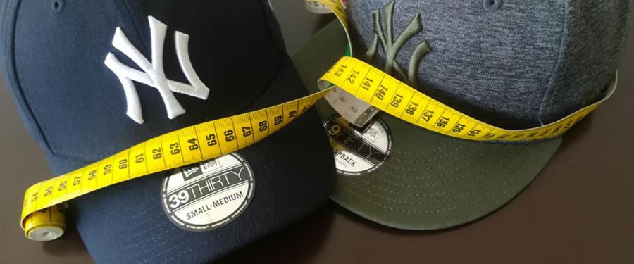 Guía de tallas New Era Cap - UrbaIn 661e7848ee0